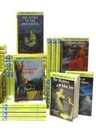 Nancy Drew Mystery Stories Set - Hardcover