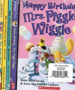 Mrs. Piggle-Wiggle, Hello Mrs. Piggle-Wiggle, Mrs. Piggle-Wiggle's Magic, Mrs. Piggle-Wiggle's Farm, & Happy Birthday Mrs. Piggle-Wiggle (Mrs. Piggle-Wiggle