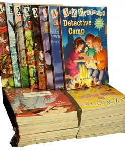 A to Z Mysteries COMPLETE BOOK SET 1-26 + 8 SUPER EDITIONS -Paperback