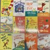 Dr. Seuss Hardcover Collection 19 Book Set--New