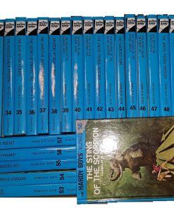 Hardy Boys Hardcover Collection: 30-58--New