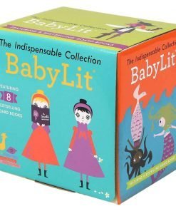 Baby Lit The Indispensable Collection featuring 8 bestselling board books: Suzanne Gibbs Taylor