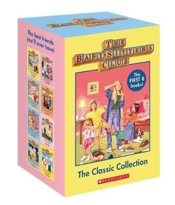 The Baby-Sitters Club: The Classic Collection(1-8)-Paperback