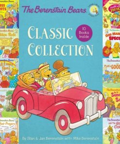 Berenstain Bears Classic Collection 10 book Set Paperback