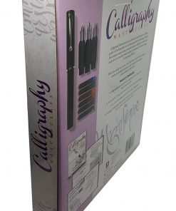 All You Need to Get Into Calligraphy by Hinkler-AU