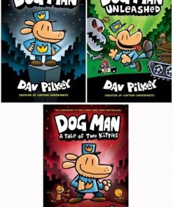 Dog Man Collection 1-3 Hardcover---New
