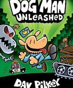 Dog Man Collection 1-4 Hardcover