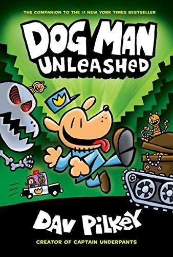 Dog Man Collection 1-3 Hardcover