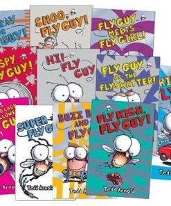 Fly Guy Complete Collection Series Set Books 1-11 Hardcover -- New