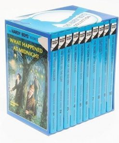 Hardy Boys Collection 1-10 Hardcover--New