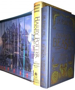 Harry Potter Book Series Special Edition Boxed Set 1-7 + The Cursed Child & Fantastic Beasts