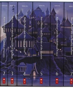 Harry Potter Complete Book Series Special Edition Boxed Set 1-7(Paperback)