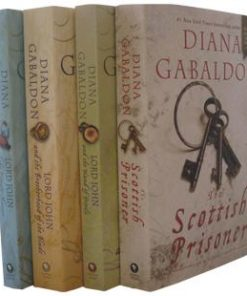 Diana Gabaldon's Lord John Series-4 Paperback Books -- New!