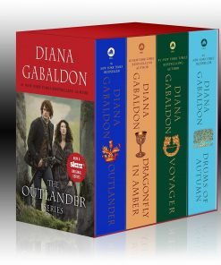 Outlander 4-Copy Boxed Set: Paperback