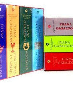 Diana Gabaldon-The Outlander Series 7-Book Paperback Set -- New
