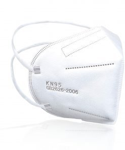 5 Layer Protective Face Mask With Head and Neck Elastic Loop 5 Pack