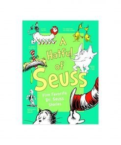 Hatful of Seuss, A: Five Favorite Dr. Seuss Stories Horton Hears Awho!, If I Ran the Zoo, Sneetches, Dr. Seuss's Sleep Book, Bartholomew and the Oobleck