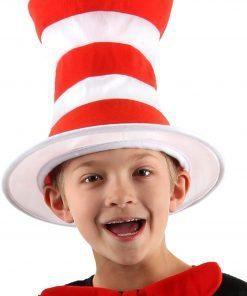 Kids Cat in The Hat's Felt Hat