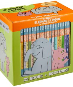 Elephant & Piggie: The Complete Collection (An Elephant & Piggie Book) (An Elephant and Piggie Book) Hardcover – September 4, 2018