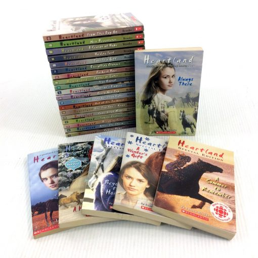 Heartland: Complete 21-volume Set (Heartland, 20 Volumes + Special Edition) Paperback – January 1, 2007