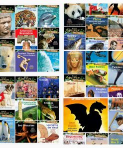 Magic Tree House Fact Trackers Complete 38 Book Set Collection Series - Paperback – January 1, 2015