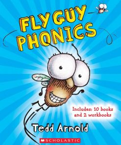 Fly Guy Phonics Boxed Set Paperback – July 25, 2017