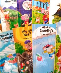 A Just Ask Book Set (A Just Ask Book)32 Hardcover Books – January 1, 1986