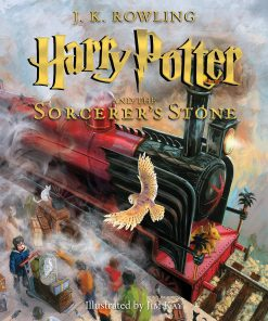 Harry Potter Illustrated Books Collection (Pack of 6) Hardcover – October 9, 2019