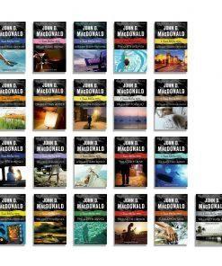 John D. Macdonald Travis Mcgee Series (Travis Mcgee, complete 21 volume set)